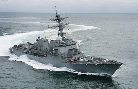 Trung Quốc điều tàu tập trận ở biển Đông - ảnh 1
