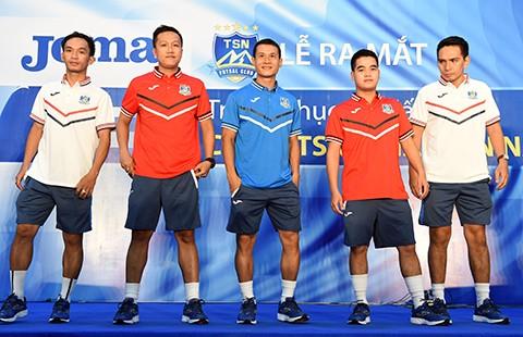 Futsal Thái Sơn Nam 'bắt tay' với một nhà tài trợ Tây Ban Nha - ảnh 1