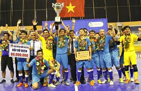Giải Futsal các CLB châu Á 2016: Sanna Khánh Hòa gặp thuận lợi  - ảnh 1