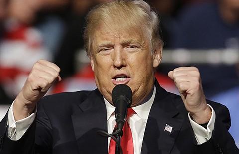 Số đông phản đối… Donald Trump - ảnh 1