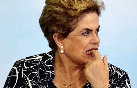 Quy trình luận tội tổng thống Brazil đầy kịch tính - ảnh 1
