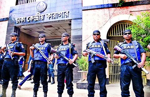 Tăng cường an ninh ở Bangladesh - ảnh 1