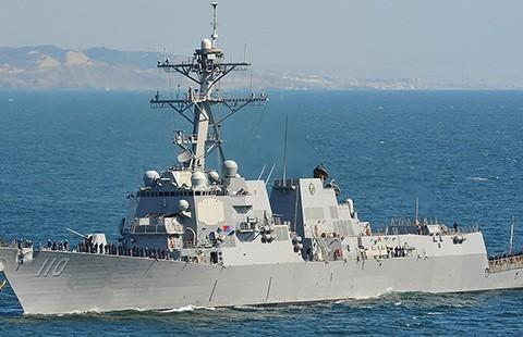Úc ủng hộ Mỹ tuần tra biển Đông - ảnh 1