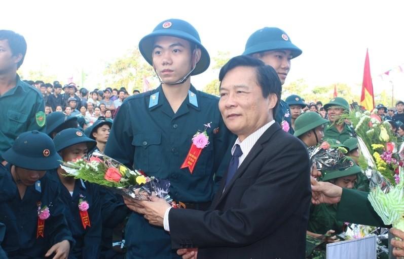 Chưa đề nghị khen thưởng cựu bí thư Tỉnh ủy Phú Yên - ảnh 1