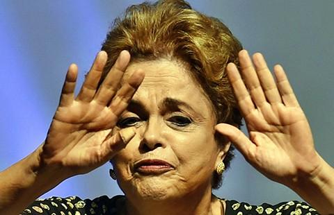 Tổng thống Brazil bị ngưng chức 180 ngày - ảnh 1