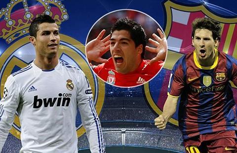 Suarez: Ứng viên quả bóng vàng  - ảnh 1