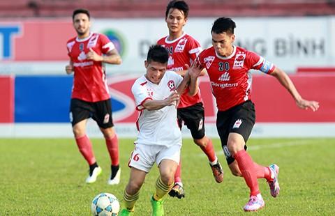 Vòng 10 Toyota V-League: Long An chìm trên phố núi - ảnh 1