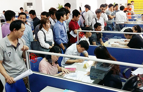 Hàn Quốc dỡ bỏ lệnh cấm lao động Việt Nam  - ảnh 1