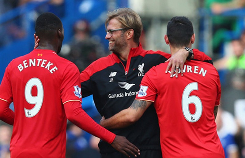 Liverpool muốn 'hốt hụi' chót - ảnh 1