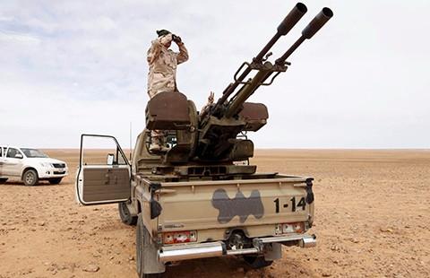 Quốc tế tìm kiếm giải pháp tiêu diệt IS ở Syria và Libya - ảnh 1