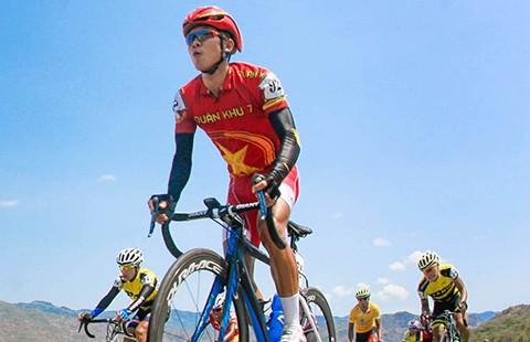 Giải xe đạp Về Nông Thôn An Giang 2016: Êkíp QK7 thâu tóm toàn bộ danh hiệu - ảnh 1