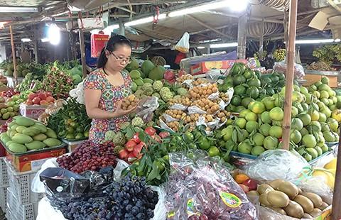 Trái cây theo đại gia Thái đổ bộ vào Việt Nam - ảnh 1