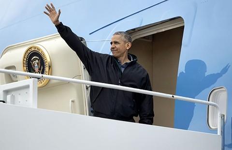 Hai chuyến công du lịch sử của Tổng thống Obama  - ảnh 1