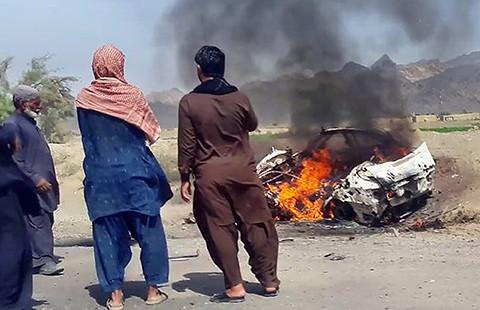 Tổng thống Obama xác nhận thủ lĩnh Taliban bị tiêu diệt - ảnh 1