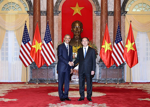 Việt Nam-Hoa Kỳ đạt nhiều bước tiến quan trọng - ảnh 1