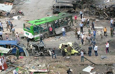 Syria đổ lỗi Thổ Nhĩ Kỳ, Qatar và Saudi Arabia - ảnh 1