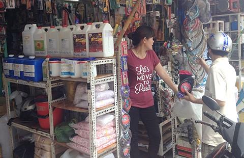 Bài toán quản chợ Kim Biên - ảnh 1