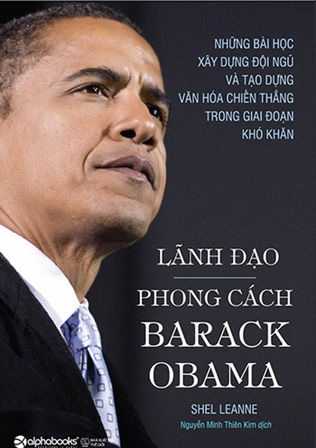 Lãnh đạo Phong cách Barack Obama - ảnh 1