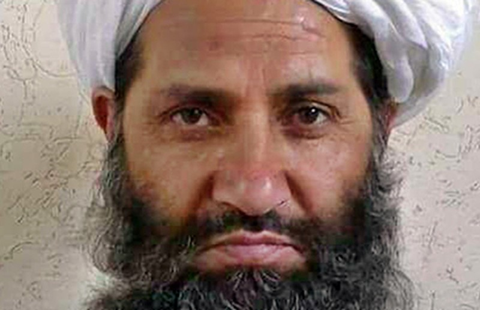 Thủ lĩnh mới của Taliban thề quyết chiến  - ảnh 1