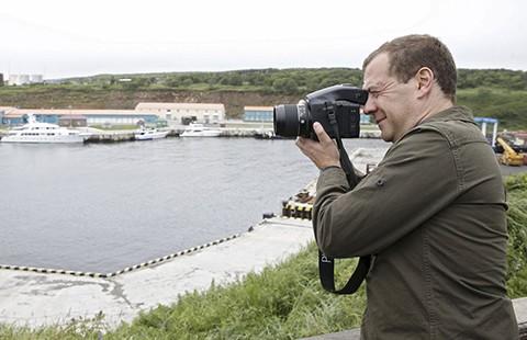 Nga sẽ xây căn cứ hải quân tại quần đảo tranh chấp - ảnh 1