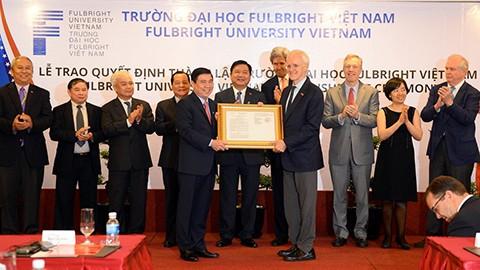 Thành bại của ĐH Fulbright VN phụ thuộc vào tiền - ảnh 2