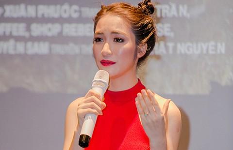 Hòa Minzy bỏ một năm để làm phim ca nhạc - ảnh 1