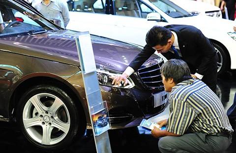 Giá ô tô sang nhập khẩu sẽ tiếp tục tăng mạnh? - ảnh 1