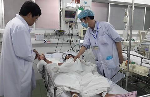 Cảnh báo viêm não cấp với virus Coxsackie  - ảnh 1