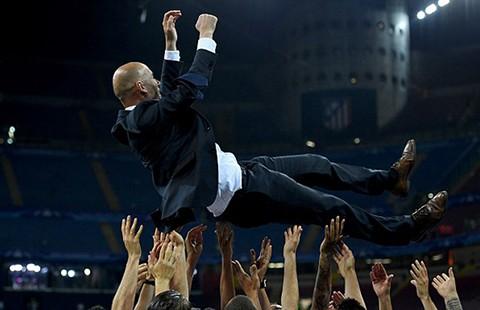 Zidane: Số 10 ở khu kỹ thuật - ảnh 1