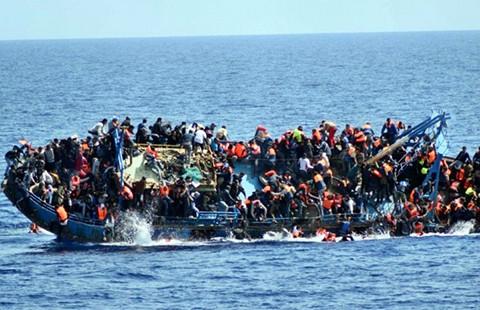 Lo ngại người nhập cư ở châu Âu bị tấn công - ảnh 1