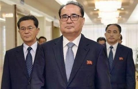 Phó chủ tịch đảng Triều Tiên bất ngờ thăm Trung Quốc - ảnh 1