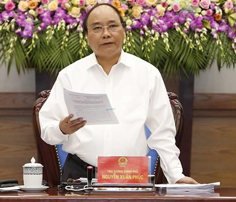 Thủ tướng Nguyễn Xuân Phúc: 'Vì sao chúng ta vẫn chưa phát triển mạnh?' - ảnh 1