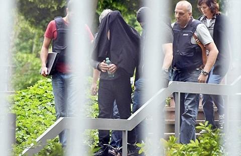 Cảnh sát Đức phá âm mưu khủng bố của IS - ảnh 1