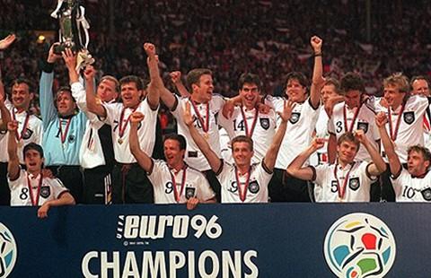 Những cột mốc tại 15 vòng chung kết Euro - ảnh 1
