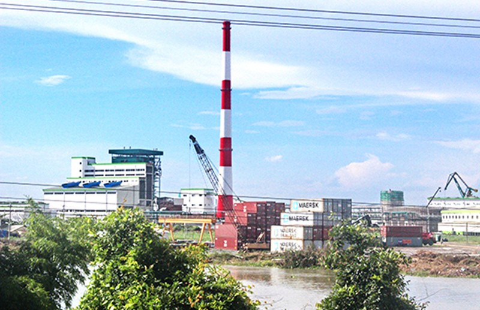 Lo nhà máy giấy tỉ đô 'bức tử' sông Hậu - ảnh 1