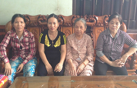7 phụ nữ bị tội vì cản hát hầu đồng ở đình  - ảnh 1