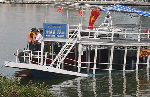 Bắt tạm giam thuyền trưởng tàu Thảo Vân 2 - ảnh 1