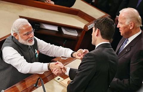 Thủ tướng Ấn Độ ủng hộ tự do hàng hải - ảnh 1