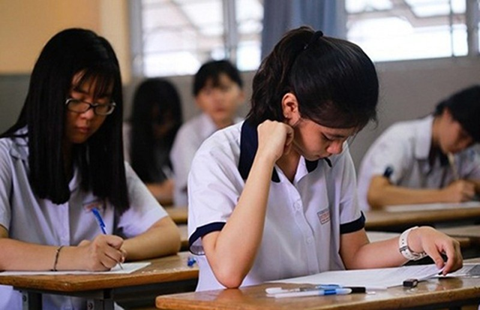 TP.HCM: Gần 69.000 học sinh bắt đầu kỳ thi tuyển sinh lớp 10 - ảnh 1