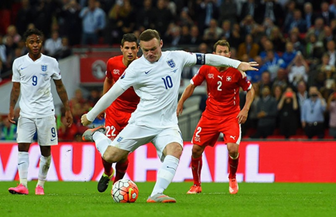 Bảng B (Anh – Nga): Sứ mệnh của Rooney - ảnh 1