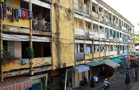 Sẽ kiểm định các chung cư, biệt thự cũ nguy hiểm - ảnh 1