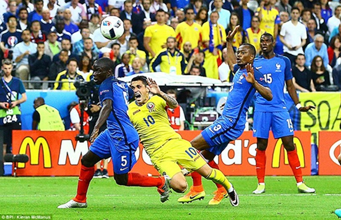 Lượt thứ 2 bảng A, Pháp – Albania: Mở cửa cho Pháp - ảnh 1