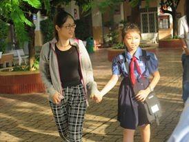 Hơn 4.000 học sinh vào cuộc đua lớp 6 Trường Trần Đại Nghĩa - ảnh 1