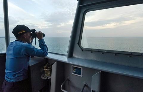 Indonesia quyết bắt tàu cá Trung Quốc - ảnh 1
