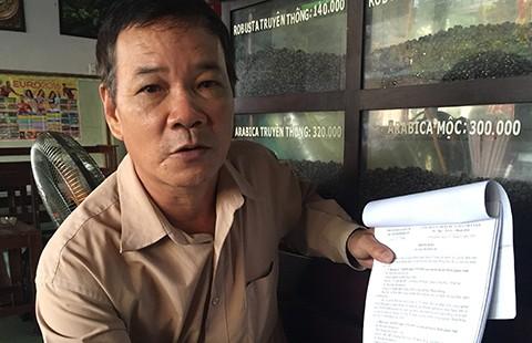 UBND tỉnh 'ngắt' tiền thi hành án trả cho người khác  - ảnh 1