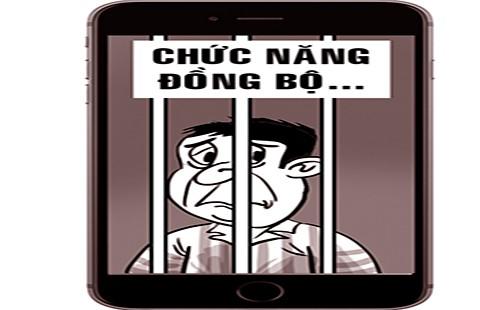 Giật điện thoại rồi gửi ảnh cho nạn nhân! - ảnh 1