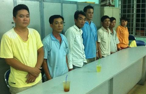 'Ông trùm' chuyên gom xe gian bán sang Campuchia - ảnh 1