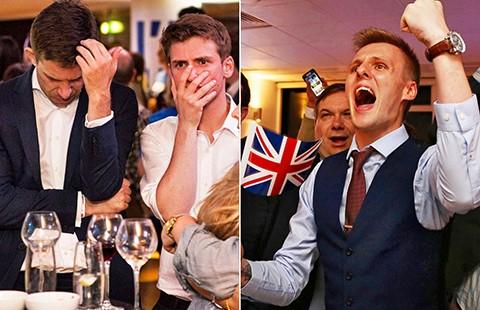 Anh rời EU, thủ tướng từ chức - ảnh 1