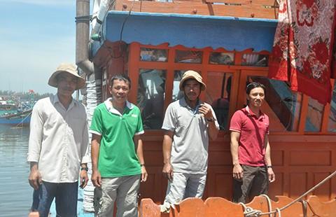 Làng 'rái cá' lặn biển Hoàng Sa - ảnh 2