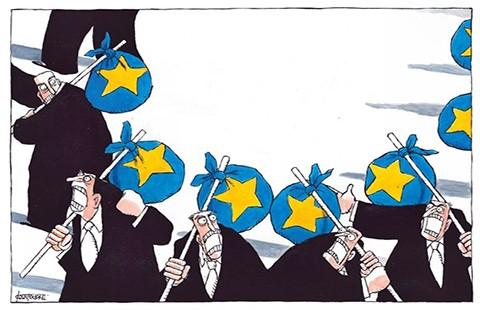 EU sốt ruột chờ Anh rời EU - ảnh 1